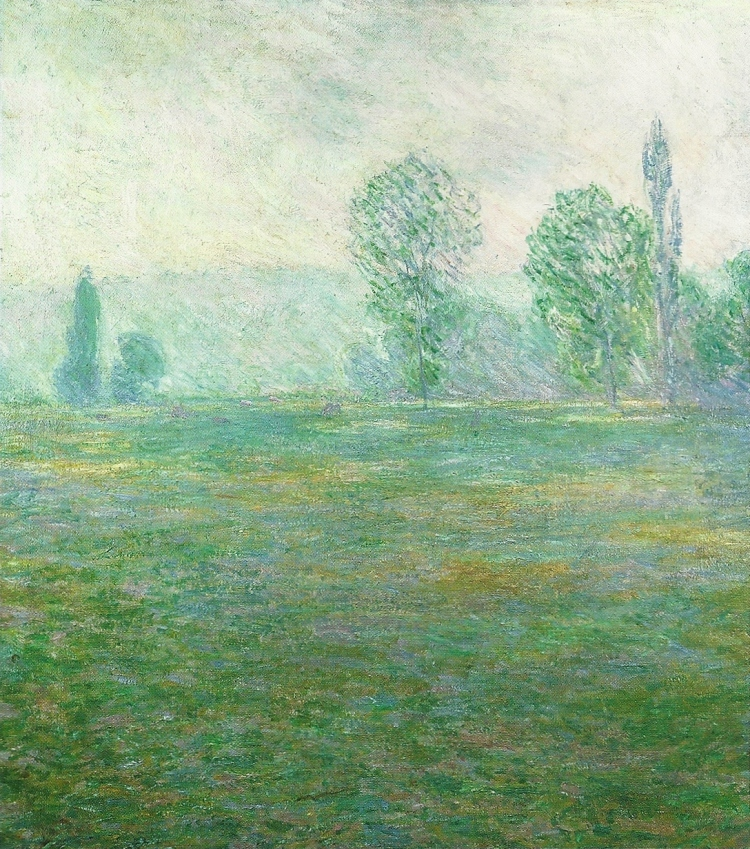 Meadow at Giverny