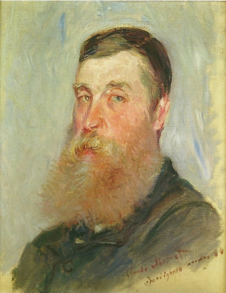Portrait of an English Painter