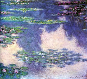 Monet's Water Lilies, 1905