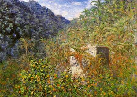 Valley of Sasso, Bordighera