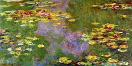 Water-Lily Pond, Giverny
